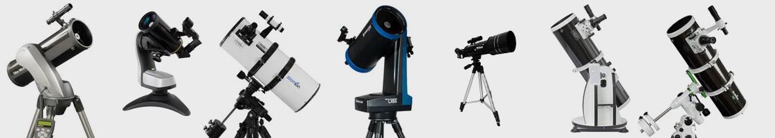 Kater teleskop izbrati za opazovanje planetov in Lune?