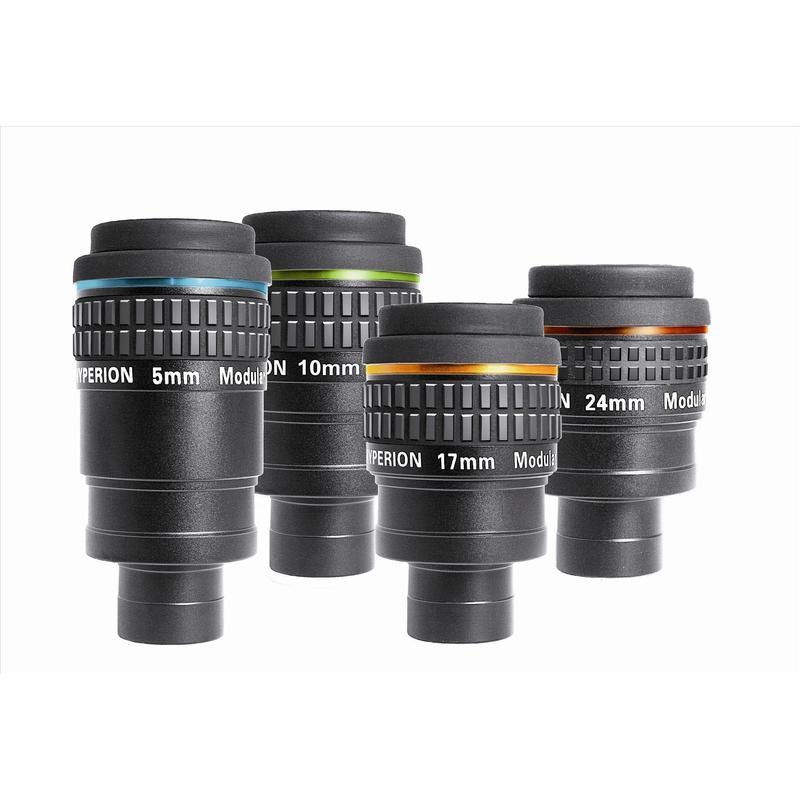 Baader Hyperion 5/10/17/24mm okularji