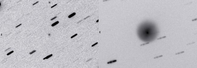komet-c2012X1LINEAR-izbruh-primerjava
