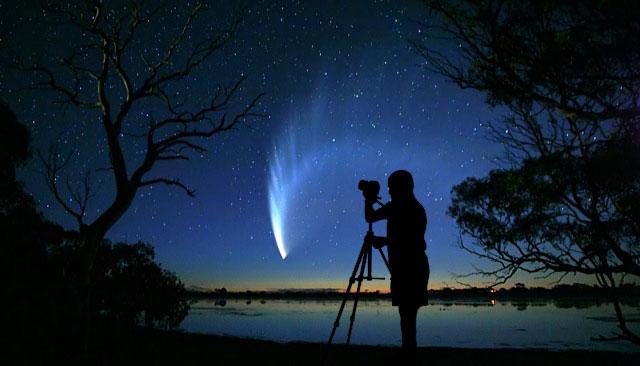 Največji fotografski natečaj na temo kometov in teles Osončja.