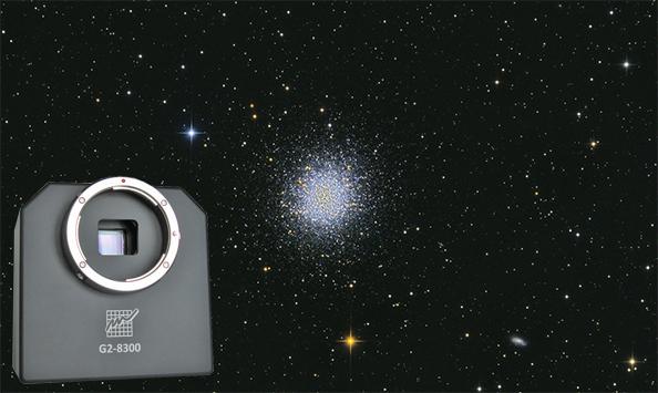 Astrofotografija iz domačega vrta! CCD kamera za astrofotografijo!