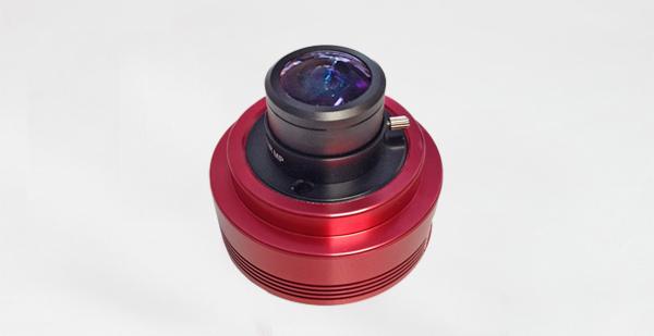 Kompaktna vsenebna kamera