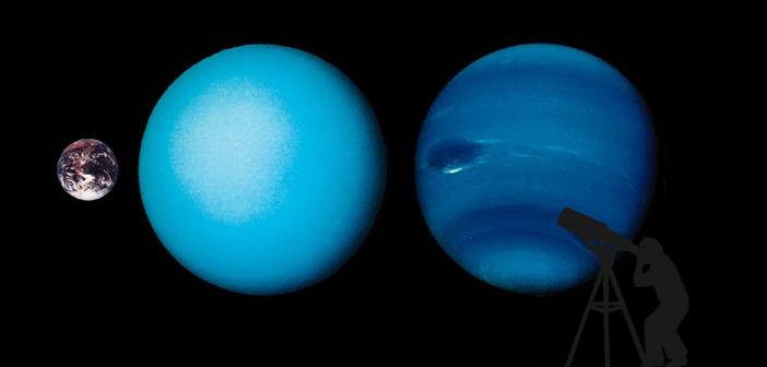 Kako opazovati Uran in Neptun?