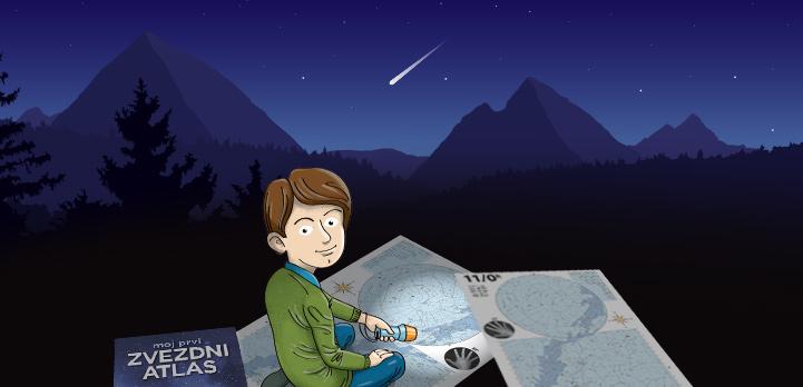 Moj prvi zvezdni atlas je primeren za vse začetnike, ki se podajate v svet astronomije, za starše z nadobudnimi otroki, ki jih zanima dogajanje na nebu, tabornike, pohodnike in konec koncev tudi za resne opazovalce.