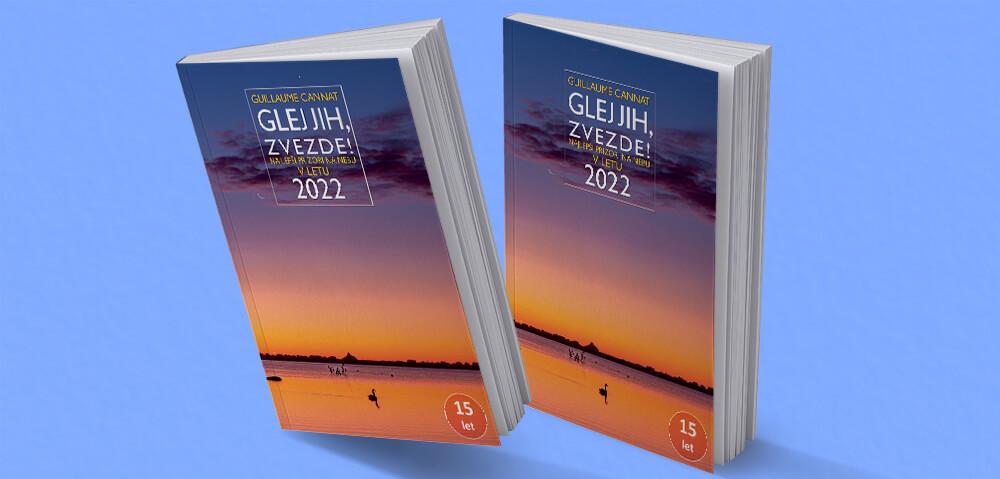 Knjiga Glej jih zvezde! v letu 2022