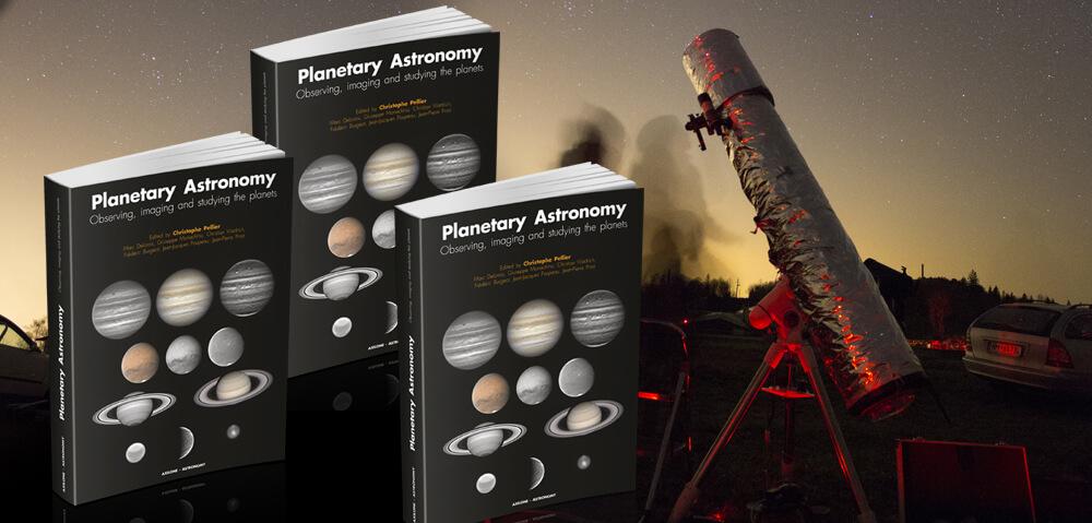 Nova knjiga: Planetarna astronomija / Planetary Astronomy