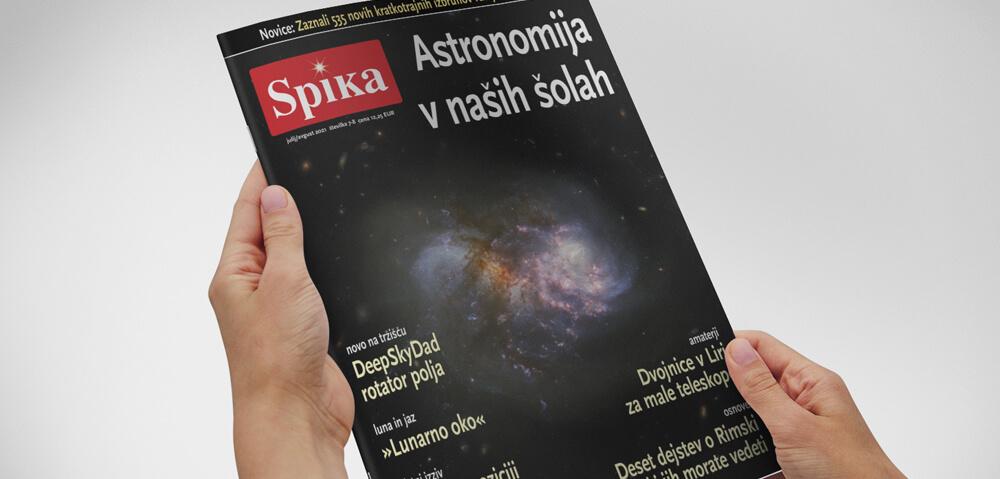 Spika, julij/avgust 2021