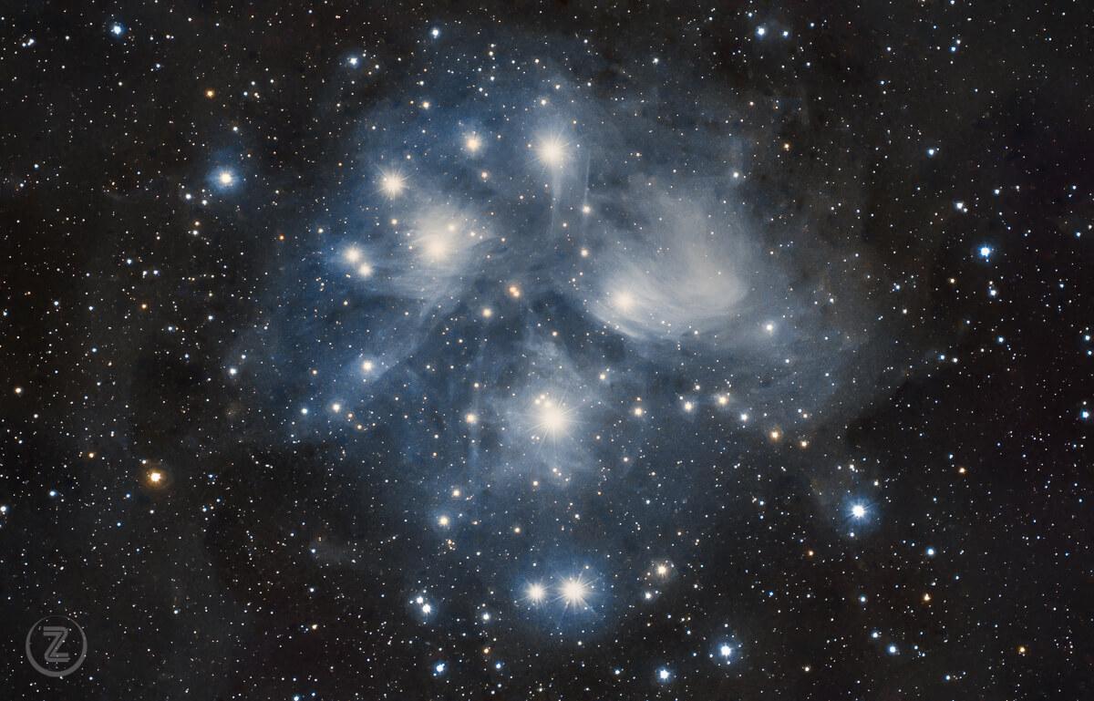 Gostosevci ali Plejade (Messier 45, M45) so odprta zvezdna kopica v ozvezdju Bika