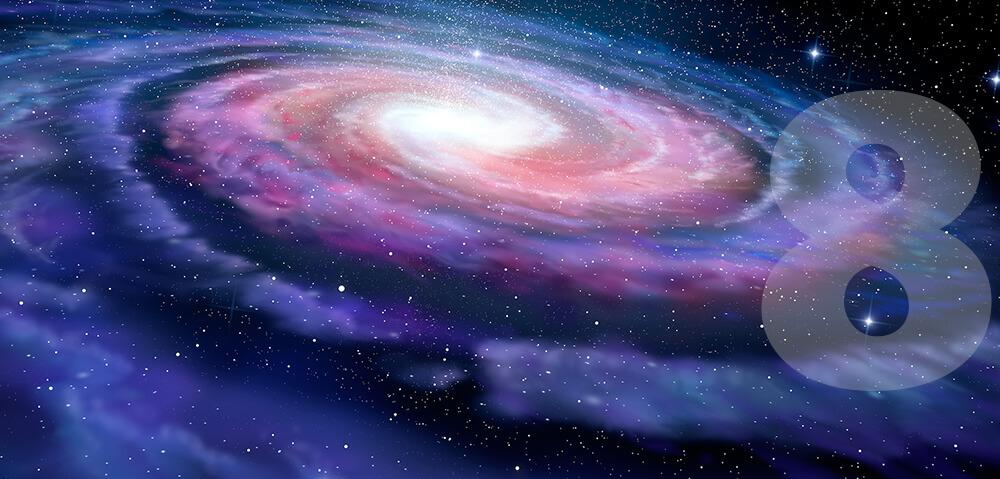 Galaktično leto traja 250 milijonov let